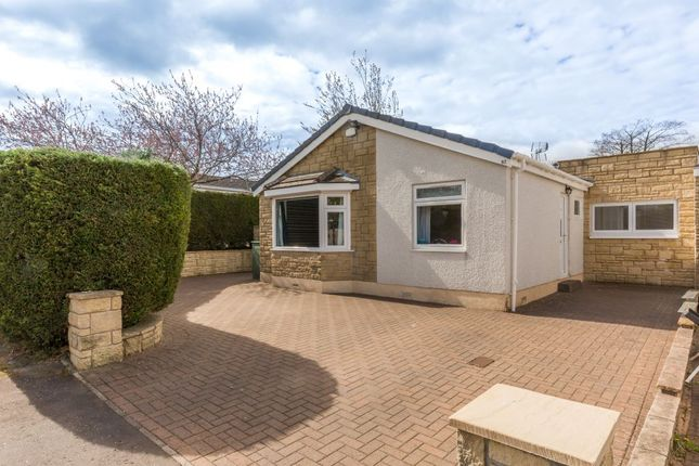 Thumbnail Bungalow for sale in 92 Crosswood Crescent, Balerno