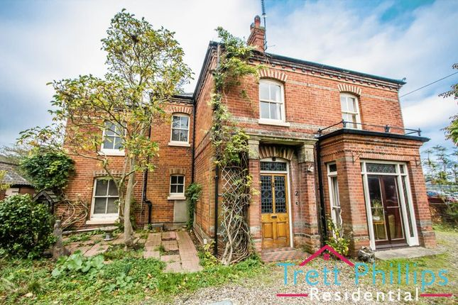 Thumbnail Detached house for sale in Grammar School Road, North Walsham