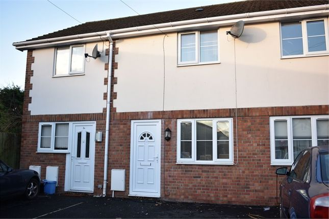 Thumbnail Terraced house to rent in Old Market Place, Rogiet, Caldicot, Monmouthshire