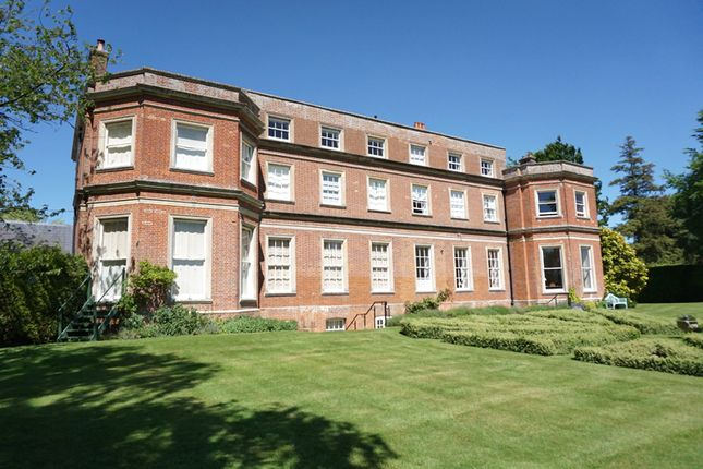 Thumbnail Flat for sale in Ramridge Park, Weyhill, Hampshire
