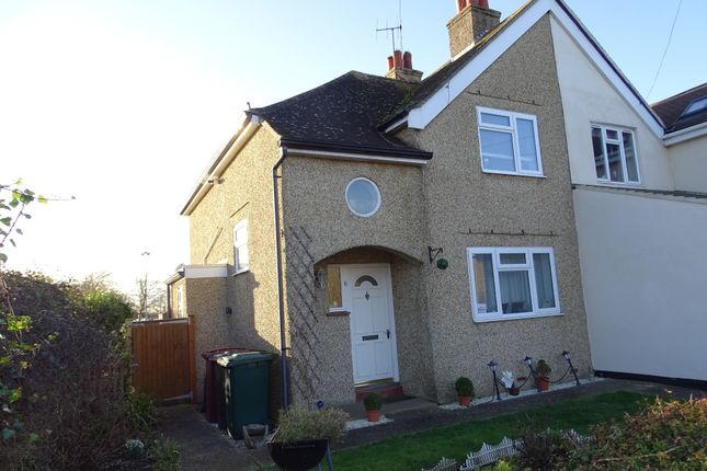 Thumbnail Semi-detached house for sale in Selsey Road, Sidlesham, Chichester