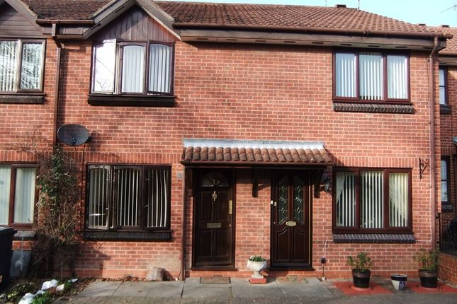 Thumbnail 3 bedroom terraced house to rent in Hitchman Mews, Leamington Spa