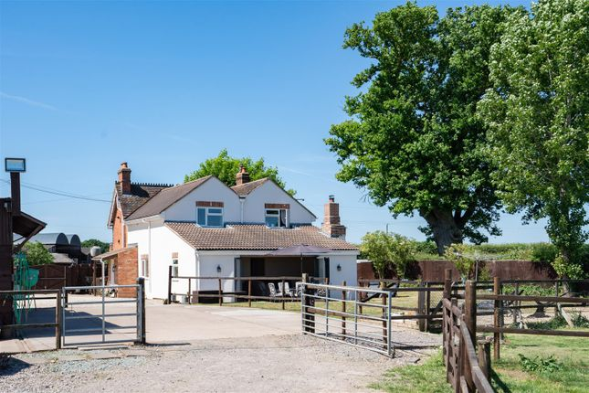 Thumbnail Detached house for sale in Malswick, Newent