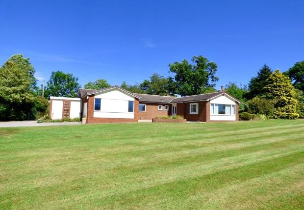 Thumbnail Detached bungalow for sale in Brackenbrae, Dalston, Carlisle, Cumbria