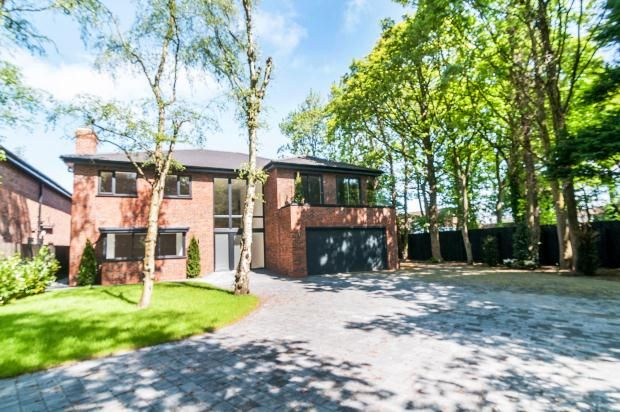 6 bed detached house for sale in Massams Lane, Freshfield, Liverpool
