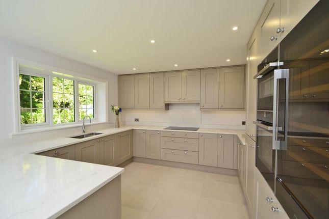 Kitchen of No Though Road, Village Outskirts, Storrington RH20
