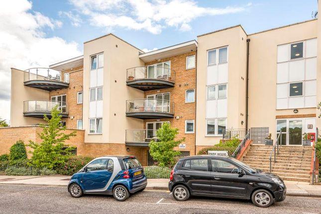 Thumbnail Flat to rent in Parkwood Court, Reservoir Road, Ruislip