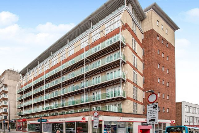 Thumbnail Flat to rent in Babington Court, Gower Street, Derby