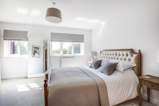 Master Bedroom of Willow Tree Place, Chalfont St Peter, Buckinghamshire SL9