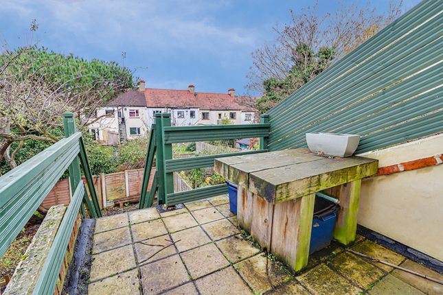 Garden of Victoria Drive, Leigh-On-Sea SS9