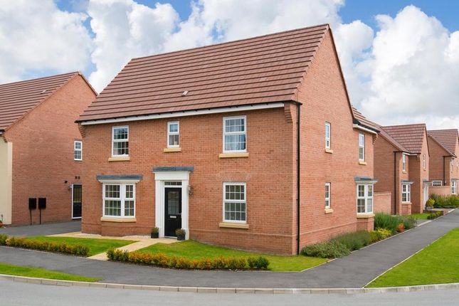 "Thumbnail Detached house for sale in ""Layton"" at Harland Way, Cottingham"