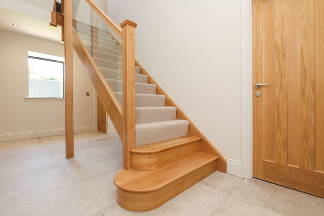 Staircase of The Coach House, Belgrave Road, Ranmoor S10