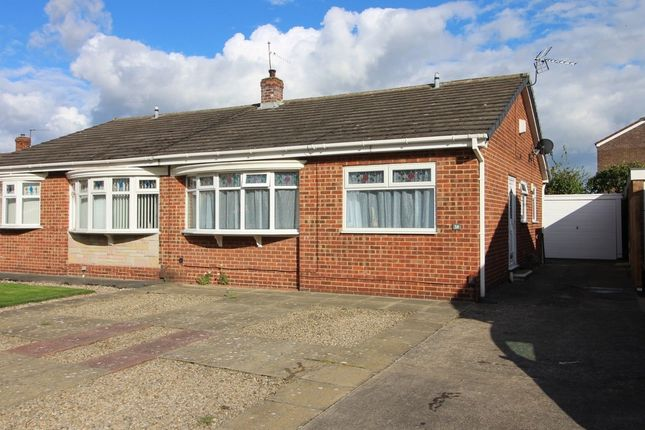 Thumbnail Semi-detached bungalow for sale in Kinderton Grove, Norton, Stockton-On-Tees