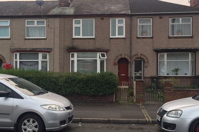 Thumbnail Terraced house to rent in Courtland Avenue, Coventry
