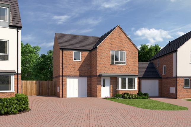 Thumbnail Detached house for sale in Ockerhill Road, Tipton