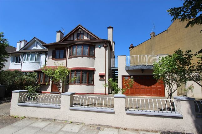 Thumbnail Detached house for sale in Vallance Road, Muswell Hill Borders, London