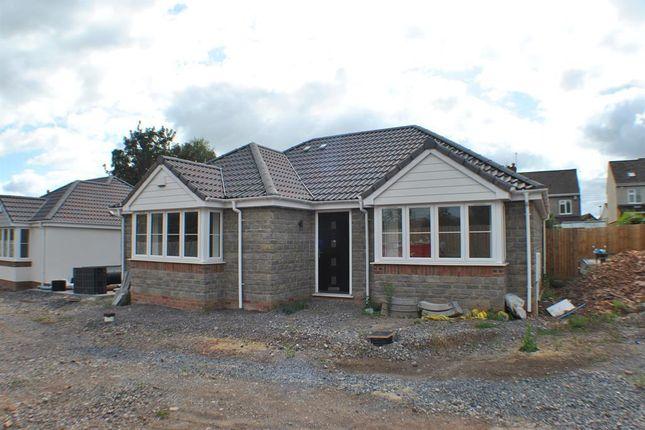 Thumbnail Detached house for sale in Aldens Close, Winterbourne Down, Bristol