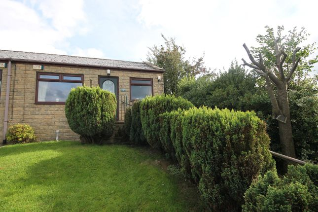 Thumbnail Semi-detached bungalow for sale in Longfield Rise, Todmorden