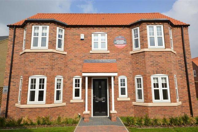Thumbnail Property for sale in Plot 85, Lakeside Development, Waddington, Lincoln