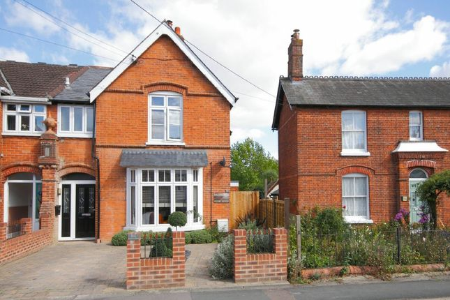 Thumbnail Semi-detached house for sale in Junction Road, Andover