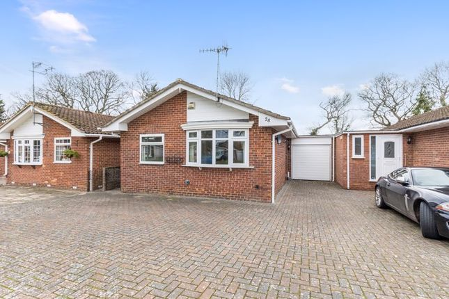 Thumbnail Detached bungalow for sale in Charlotte Grove, Smallfield, Surrey