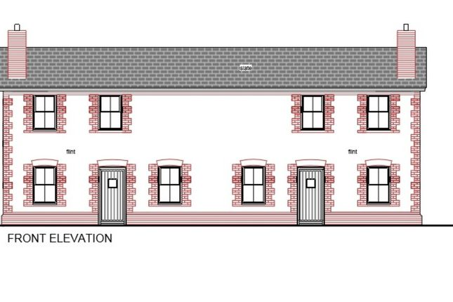 Thumbnail Semi-detached house for sale in Cambridge Road, Barkway, Royston