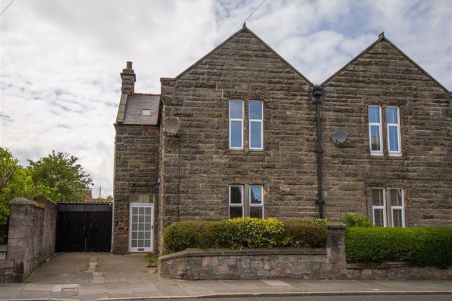 Thumbnail Semi-detached house to rent in Main Street, Tweedmouth, Berwick-Upon-Tweed