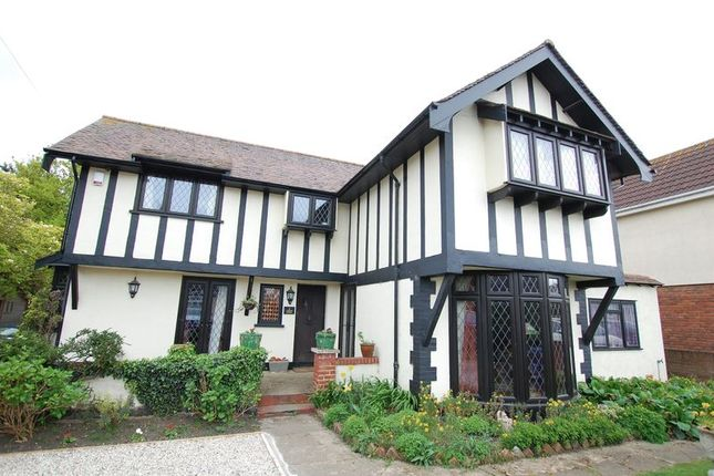 Thumbnail Detached house for sale in Oxford Road, Stanford-Le-Hope