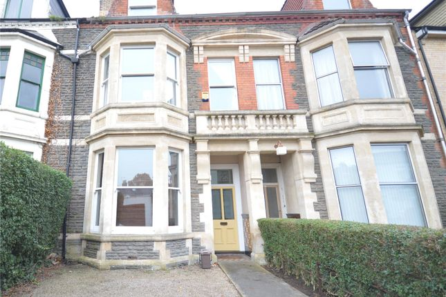 Thumbnail Flat to rent in Romilly Crescent, Poncanna, Cardiff