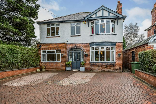 Thumbnail Detached house for sale in Habberley Road, Kidderminster