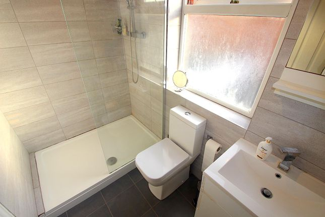 Shower Room of Upperton Road, Leicester LE3