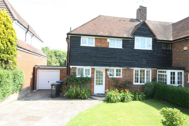 Thumbnail Semi-detached house to rent in Cotswold Way, Enfield