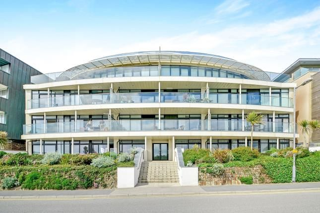 Thumbnail Flat for sale in 32 Headland Road, Newquay, Cornwall
