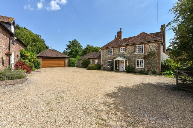 Thumbnail Detached house for sale in Woodmancote, Emsworth, West Sussex