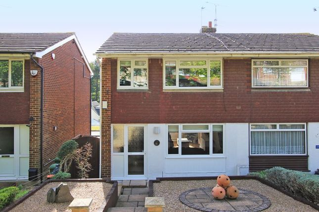 Thumbnail Semi-detached house for sale in Lyndhurst Way, Istead Rise, Gravesend