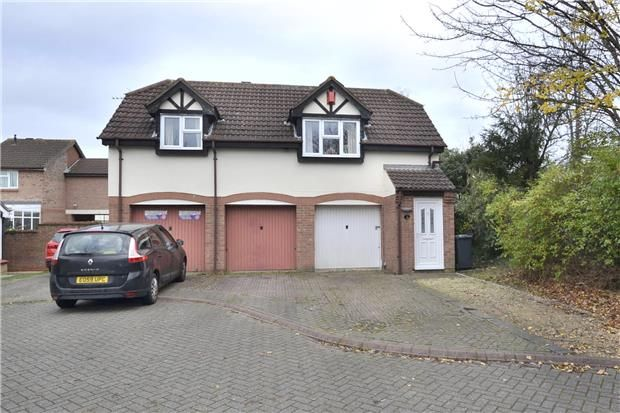 Thumbnail Flat for sale in Longborough Drive, Abbeymead, Gloucester