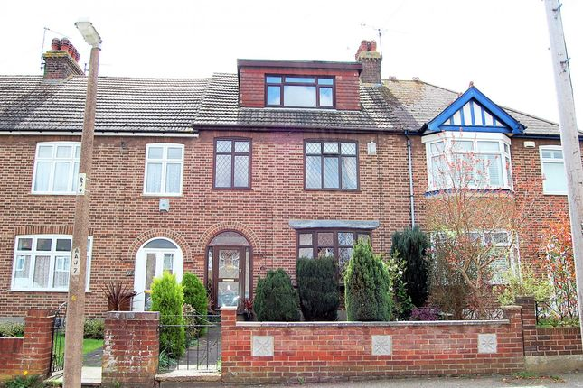 Thumbnail Terraced house for sale in Darland, Gillingham, Kent