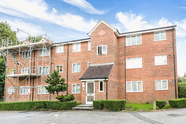 Thumbnail Flat for sale in Dehavilland Close, Northolt
