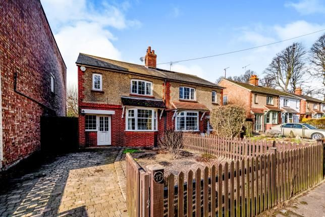 Thumbnail Semi-detached house for sale in Green Lane, Clapham, Bedford, Bedfordshire