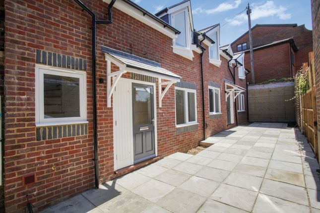 Thumbnail Mews house for sale in Bakery Mews, St. Albans