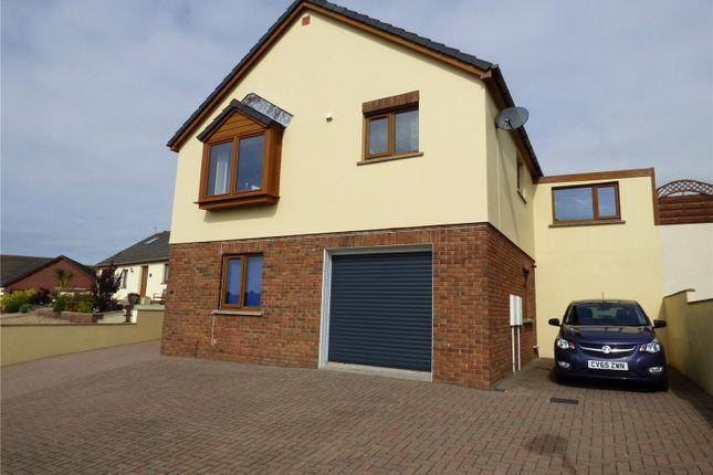 Thumbnail Detached bungalow for sale in Hampshire Drive, Pembroke Dock, Pembrokeshire