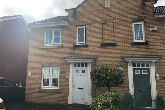 Thumbnail Semi-detached house to rent in Crymlyn Parc, Skewen, Neath