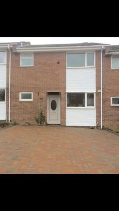 Thumbnail Town house to rent in Compton Drive, Huncote, Leicester