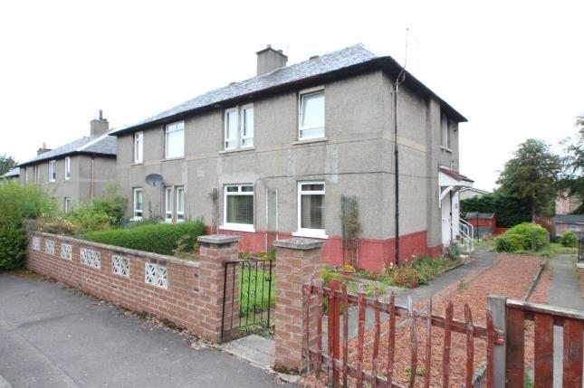 Front of Novar Street, Hamilton, South Lanarkshire, Scotland ML3