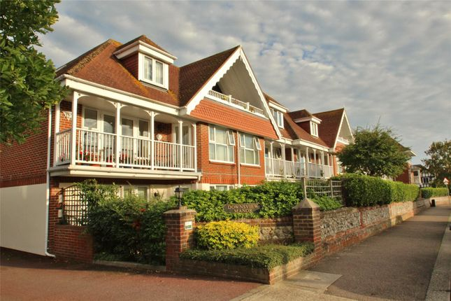 Thumbnail Flat for sale in Downsview Manor, Cissbury Road, Worthing, West Sussex