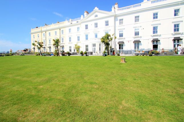 Thumbnail Flat for sale in The Hoe, Plymouth, Devon