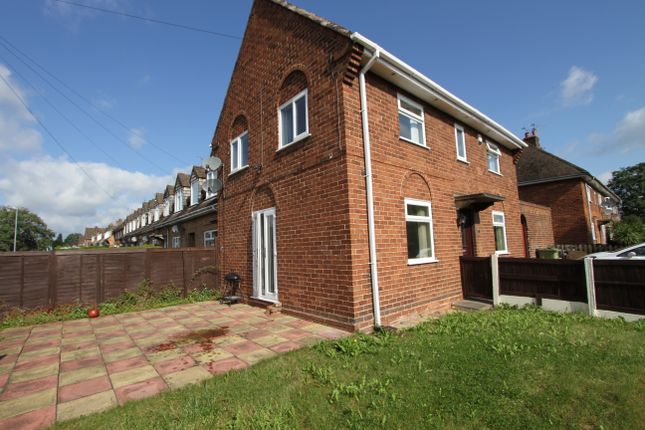 3 bed end terrace house to rent in Stamford Road, Chester, Cheshire CH1
