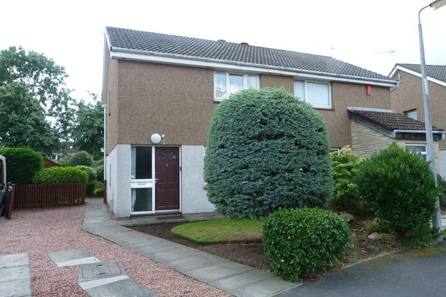 Thumbnail Semi-detached house for sale in Mcwilliam Place, Kinross