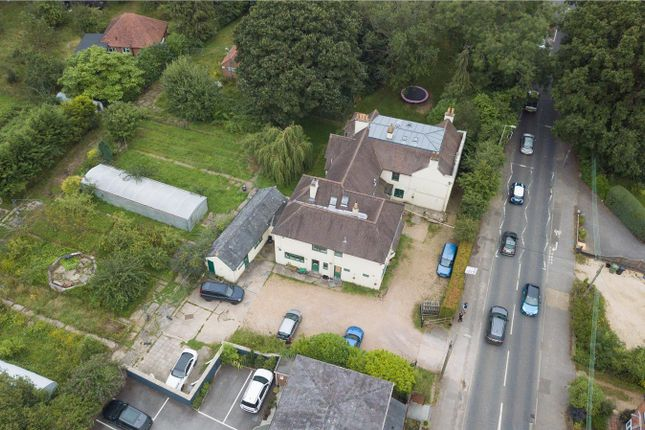 Thumbnail Land for sale in Elderfield, Main Road, Otterbourne, Winchester, Hampshire