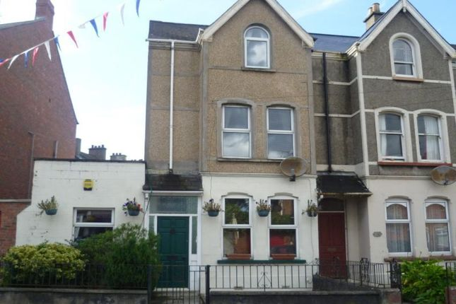 Thumbnail Terraced house to rent in St. Brides Street, Carrickfergus